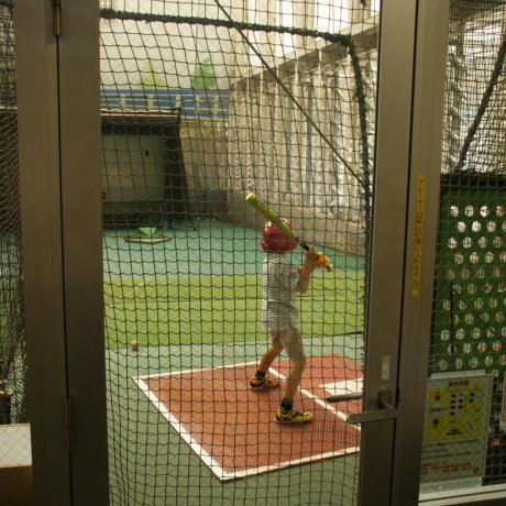 Batting Cages and Driving Ranges